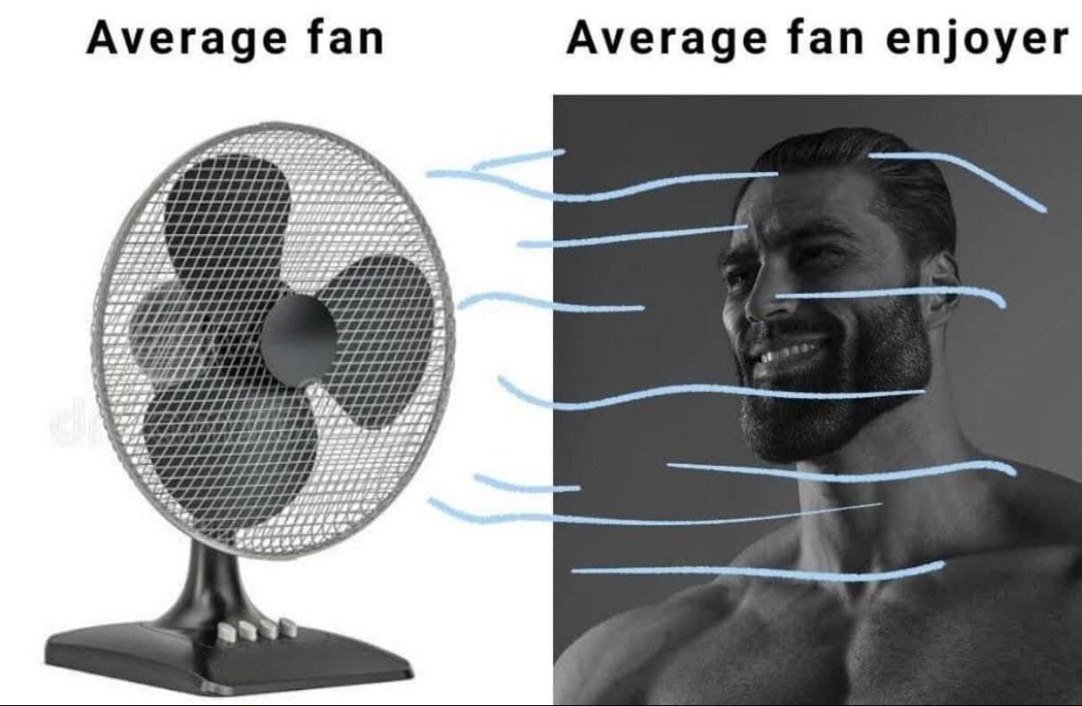 aren't we all - meme