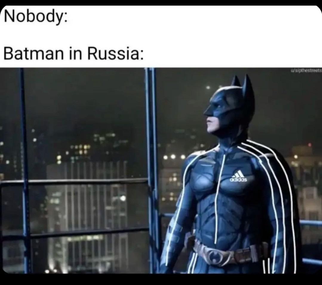 Gopnikman - meme