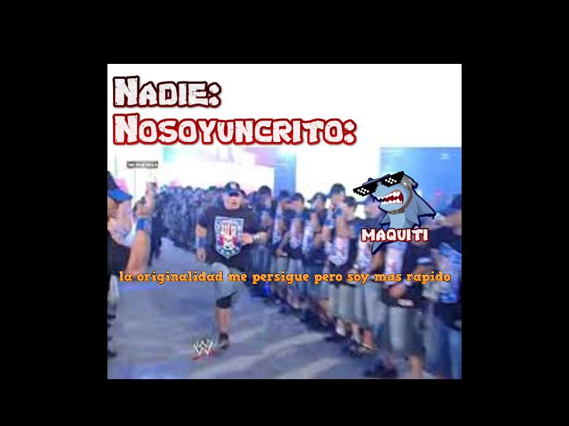 don originalidad - meme