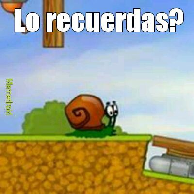 Lo recuerdas? - meme