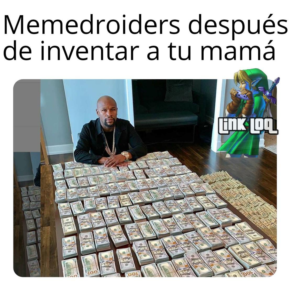 Contexto: los memes de tu mamá