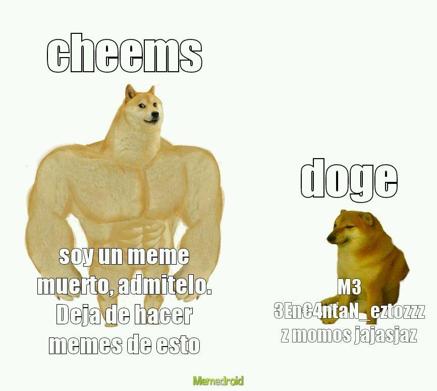 meme muerto= frase tio riczer