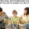 parents don,t disrespect your child beliefs