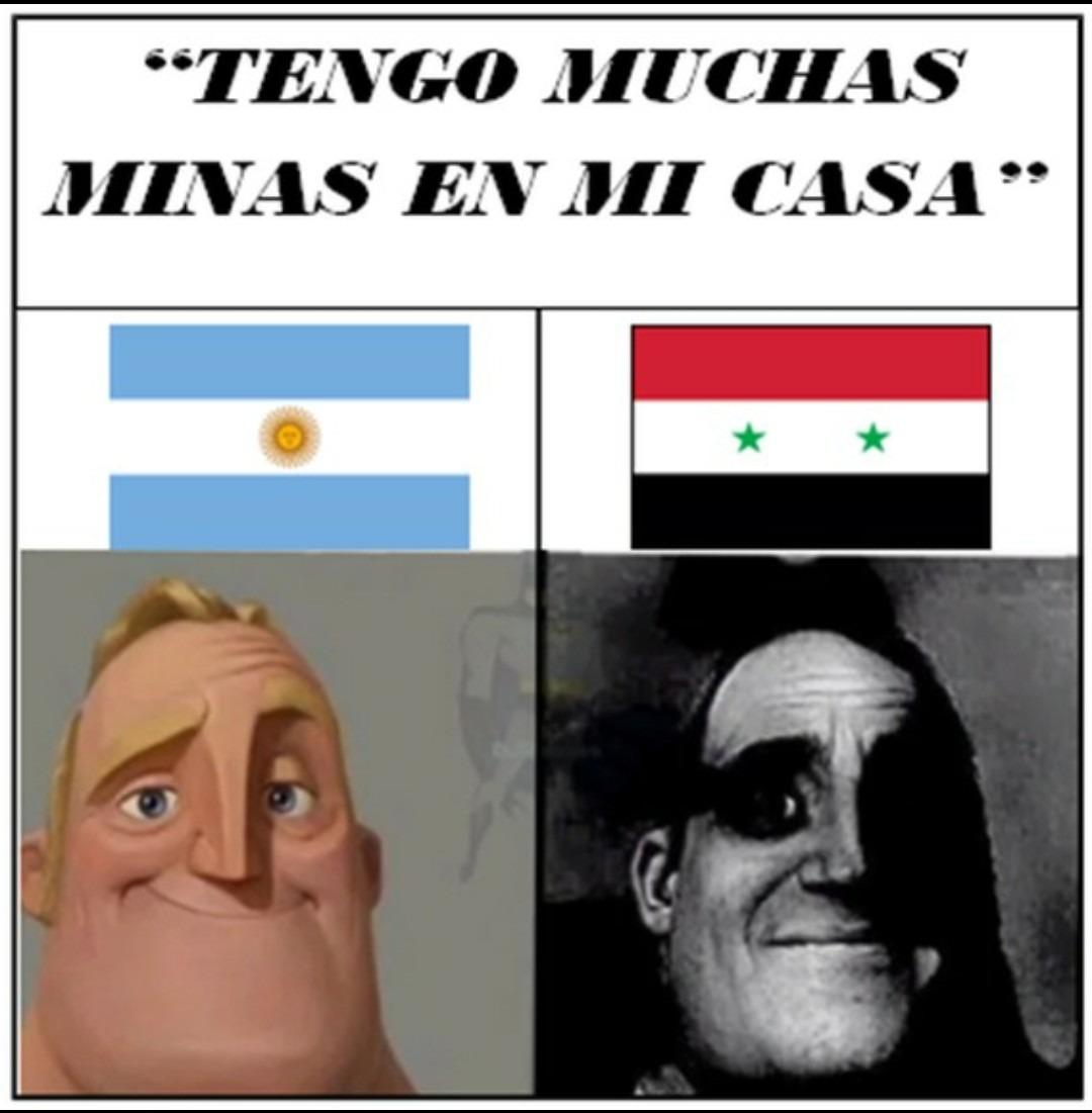 Minas - meme