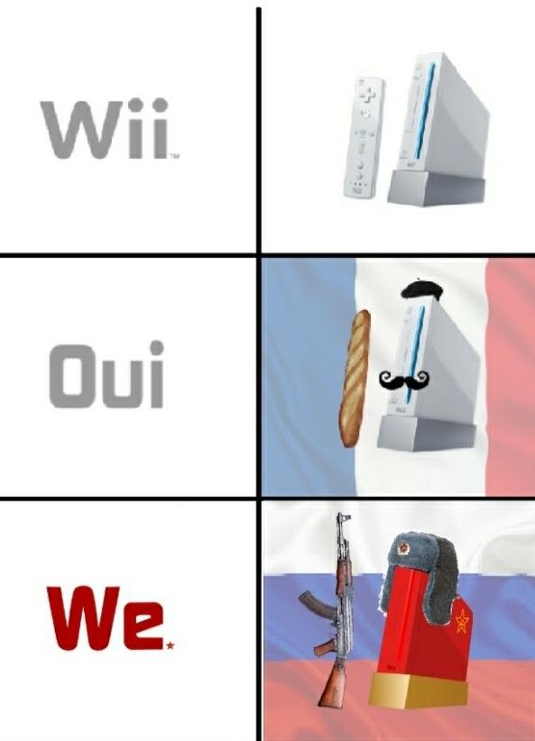 WEE - meme