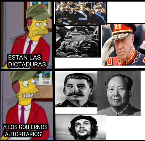 Salve el Proceso de Reorganización Nacional - meme