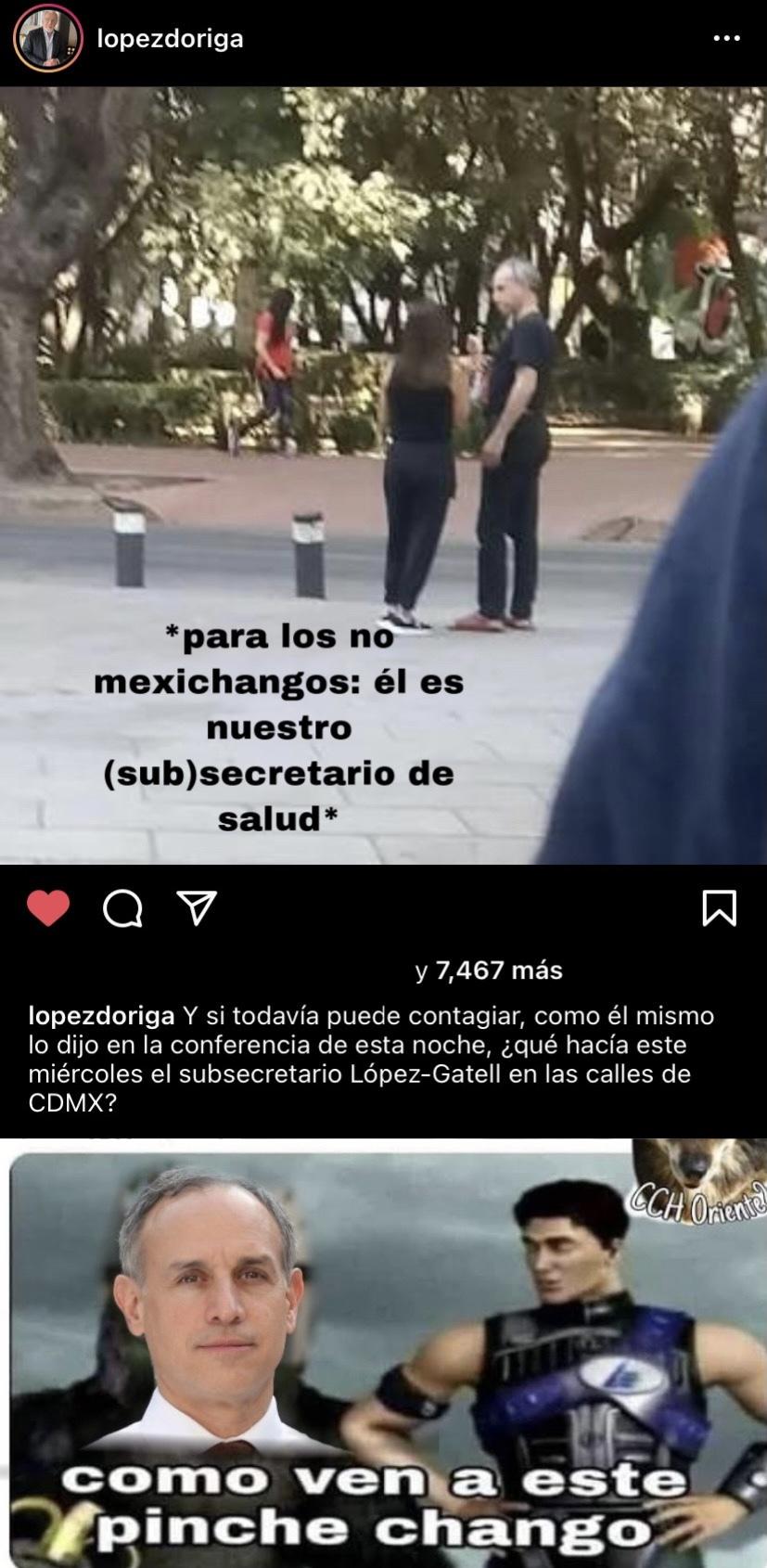 Simplemente Mexico - meme