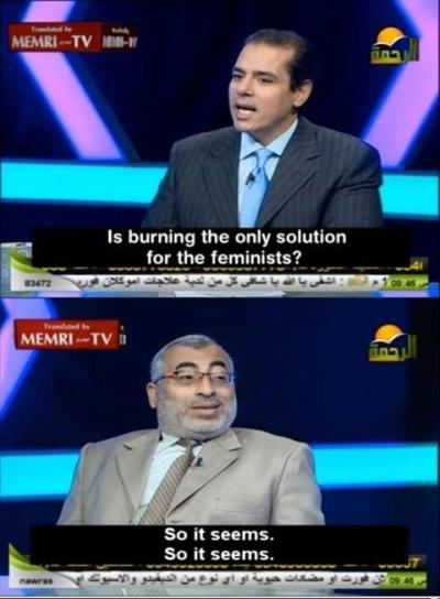 We don't deserve Memri TV - meme