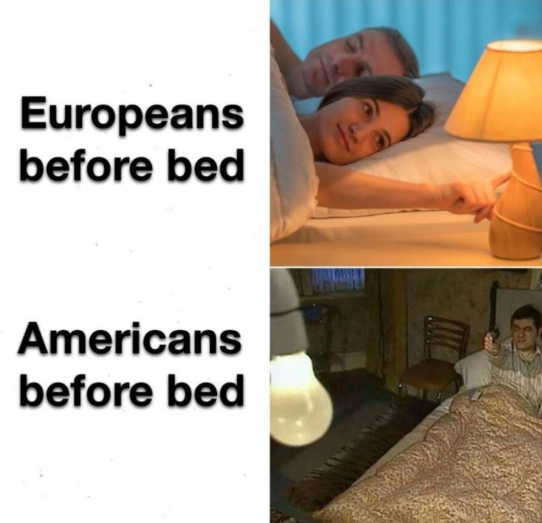 L'amerique, l'amerique - meme