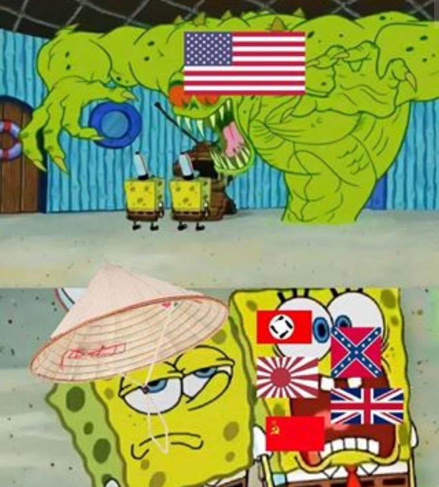 Vietcong rules - meme