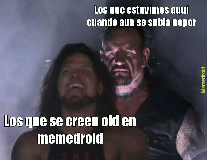 Old real - meme