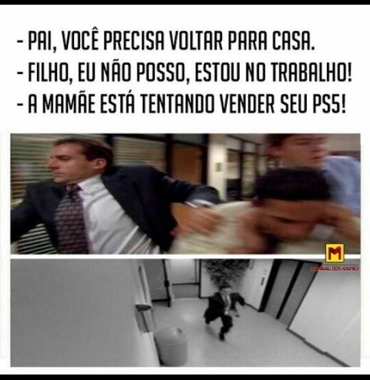 Ps5 ou tv - meme