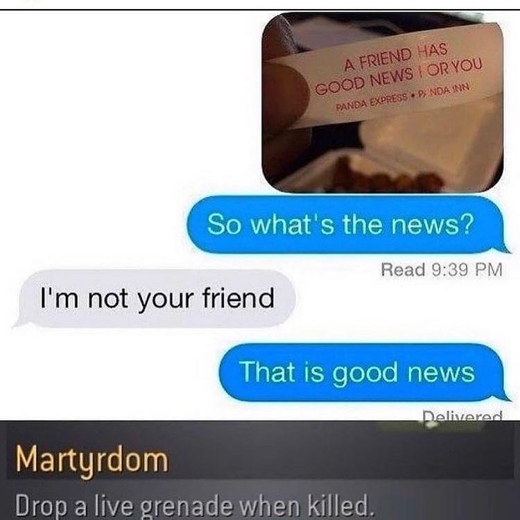 good news everyone - meme