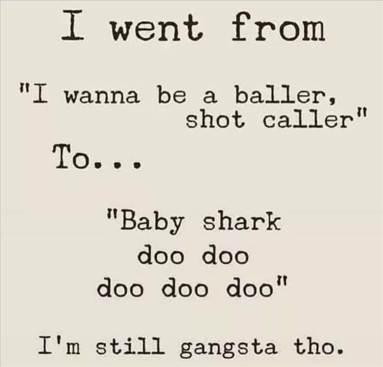 I'm still gangsta - meme