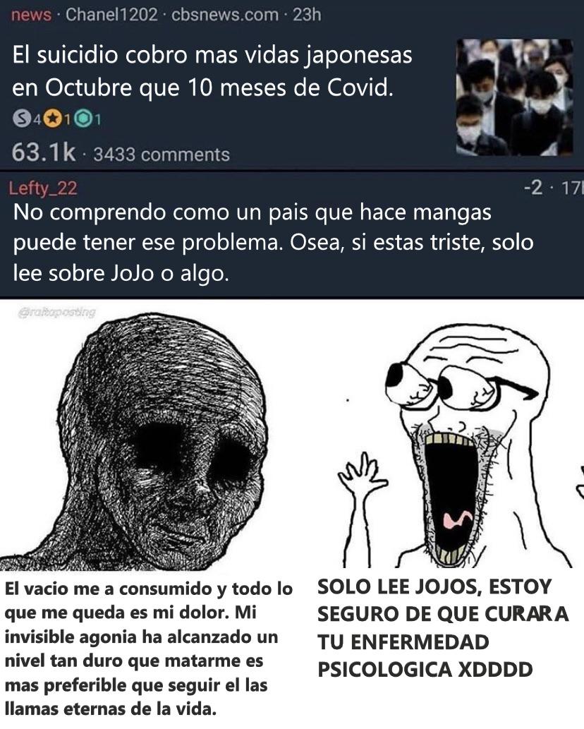 Traduccion de un momo de Reddit. - meme