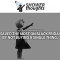 me on Black Friday