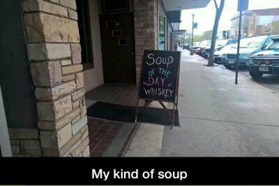 Soup :v - meme