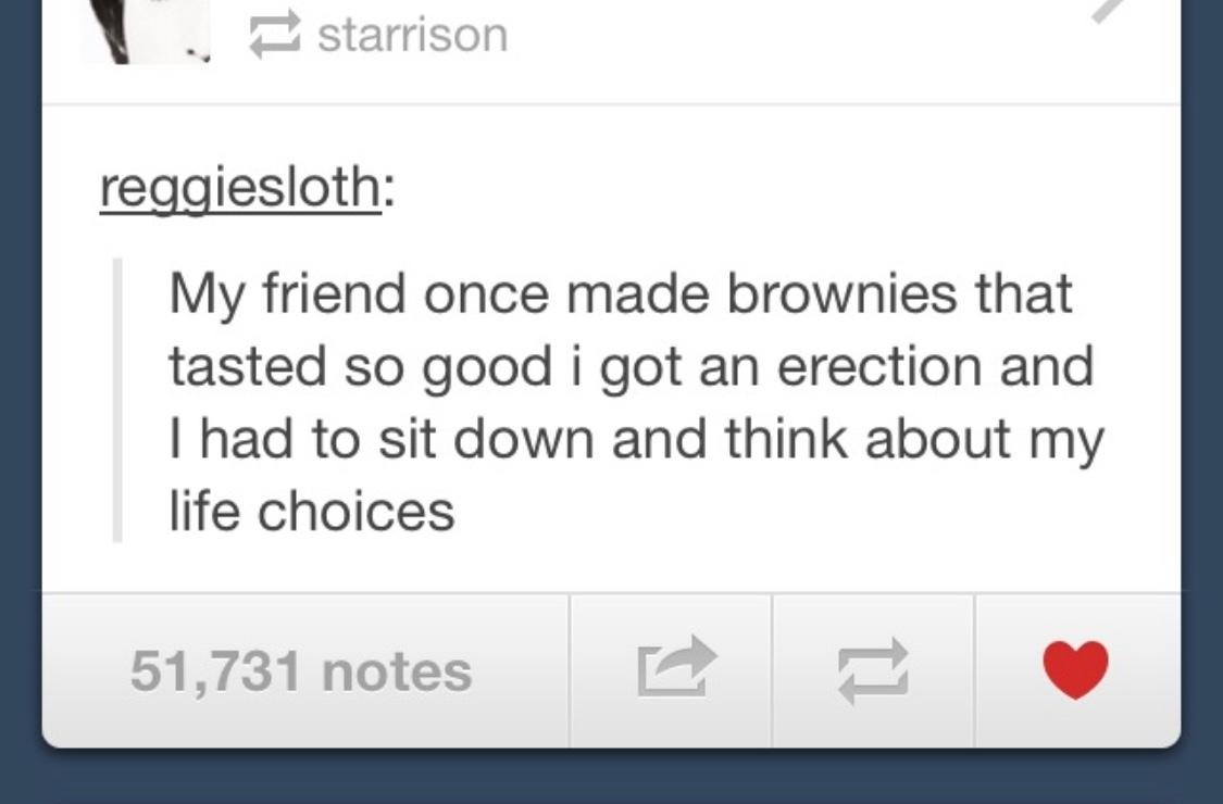 boner brownies - meme