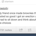 boner brownies