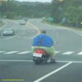 Como a moto  aguenta