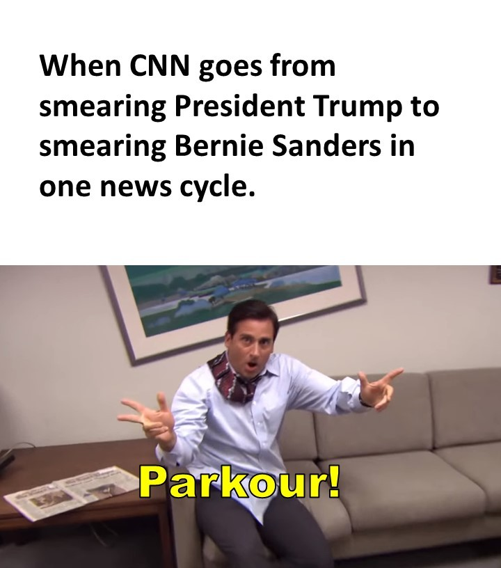 Parkour! - meme