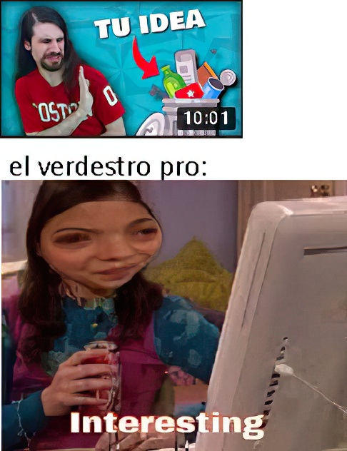 el verdestro pro - meme