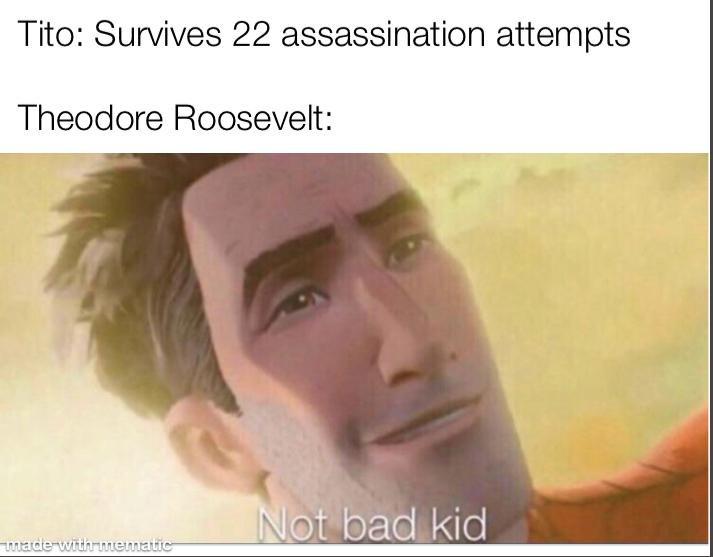 The absolute madlad - meme