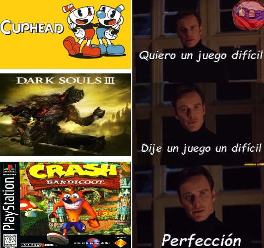 Perfeccion - meme