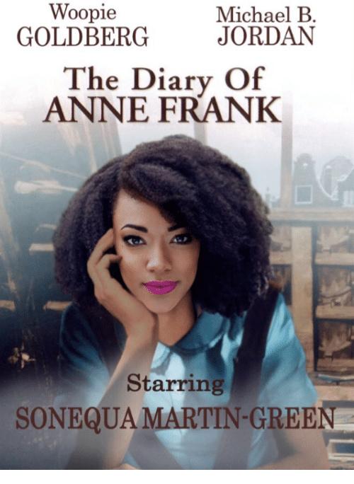Disney Presents: The Diary Of Anne Frank [REDACTED] - meme