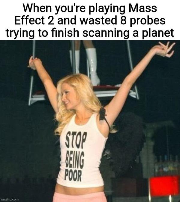 Launching Probe... Probe Away... Really Shepard?... Probing Uranus - meme