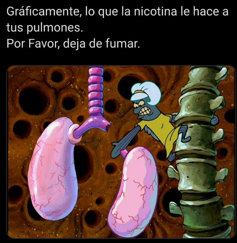 No fumen - meme