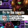 Metroid es un juegazo!!