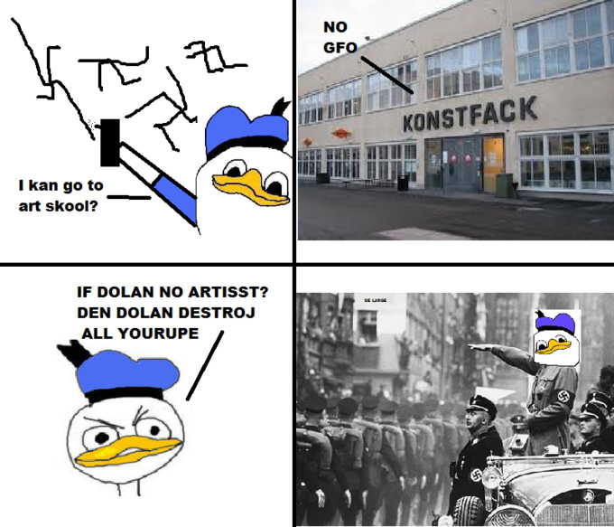 Day 4 of trying to bring back Dolan memes pt 2