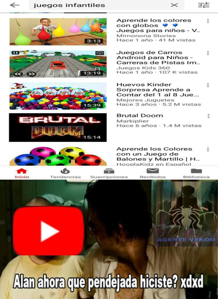 Youtube Que Hiciste - meme