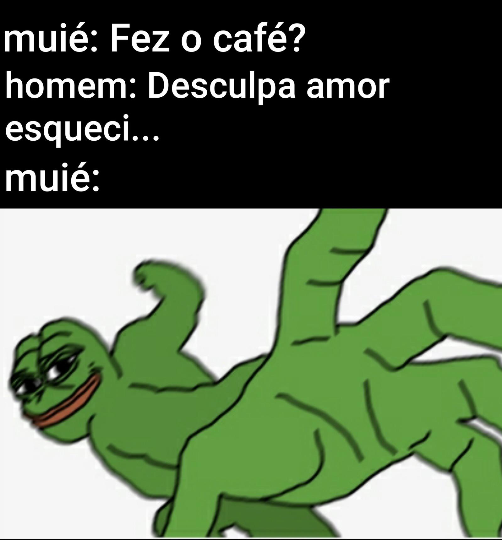 Faz o café - meme