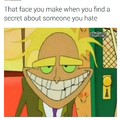 That face