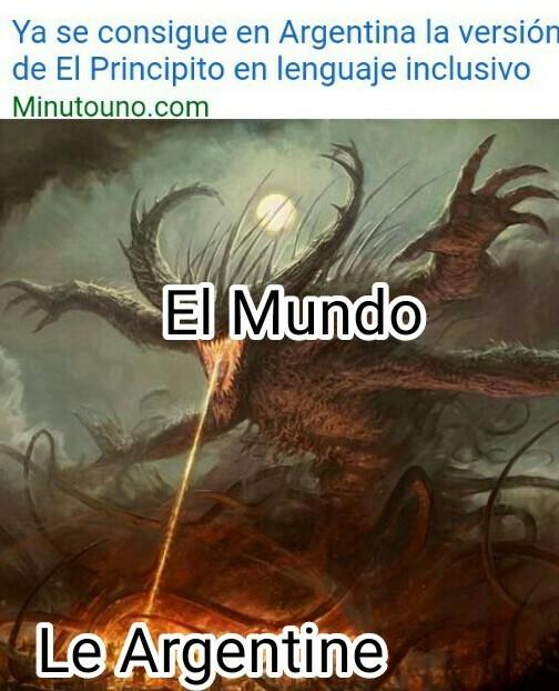 Muerte a los progres - meme