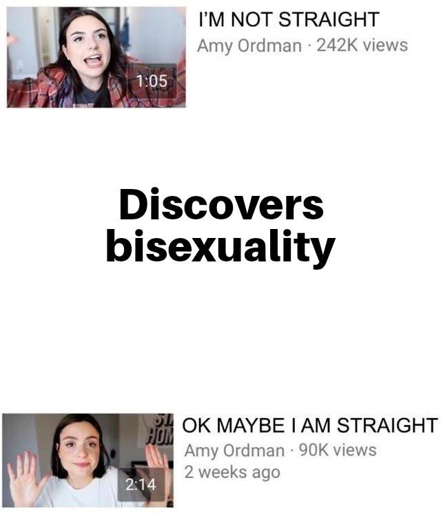 Exploring sexuality - meme
