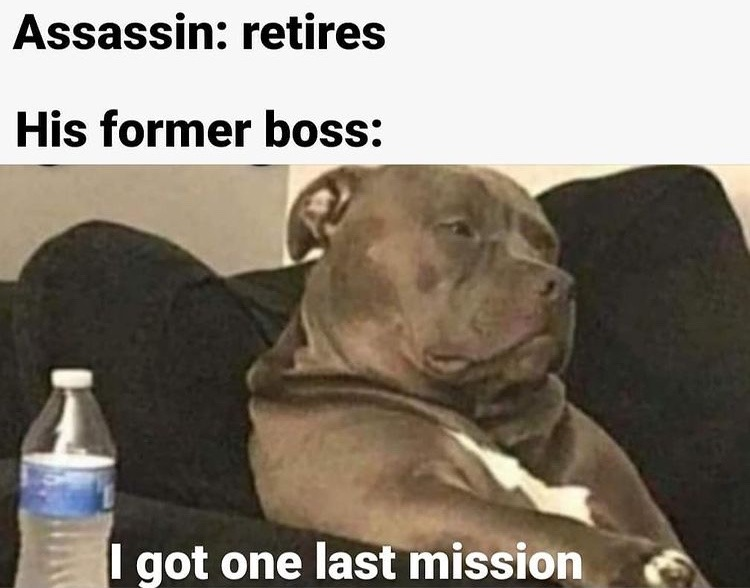 one last target - meme