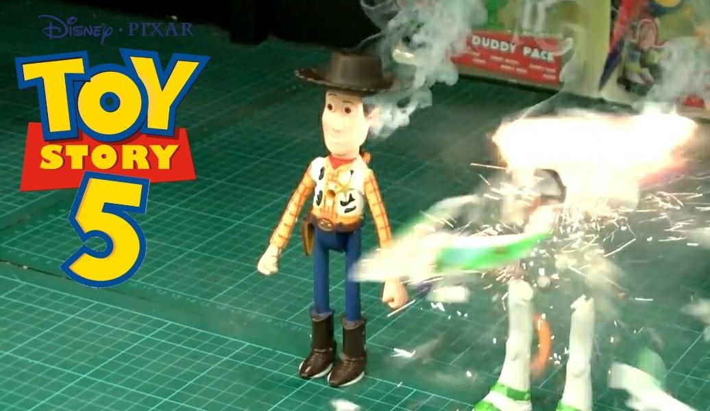 Toy Story 5 - meme
