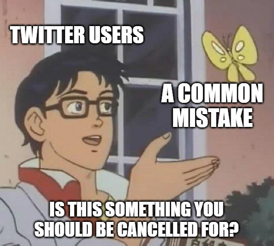 Twitter in a nutshell (I don't know if this is a repost) - meme