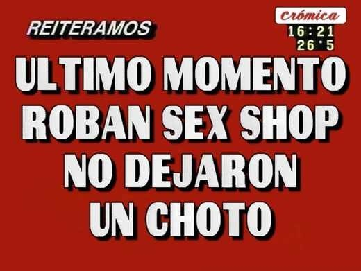 Que crack crónica tv - meme