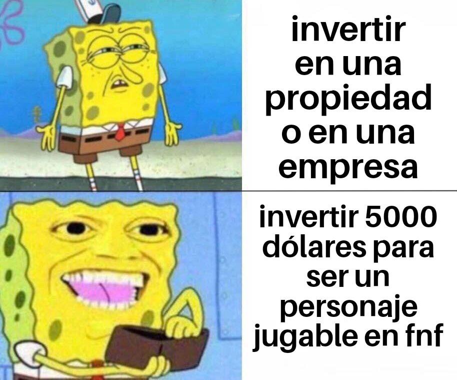 Fandom pendejo - meme