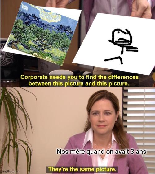 Quel titre original - meme