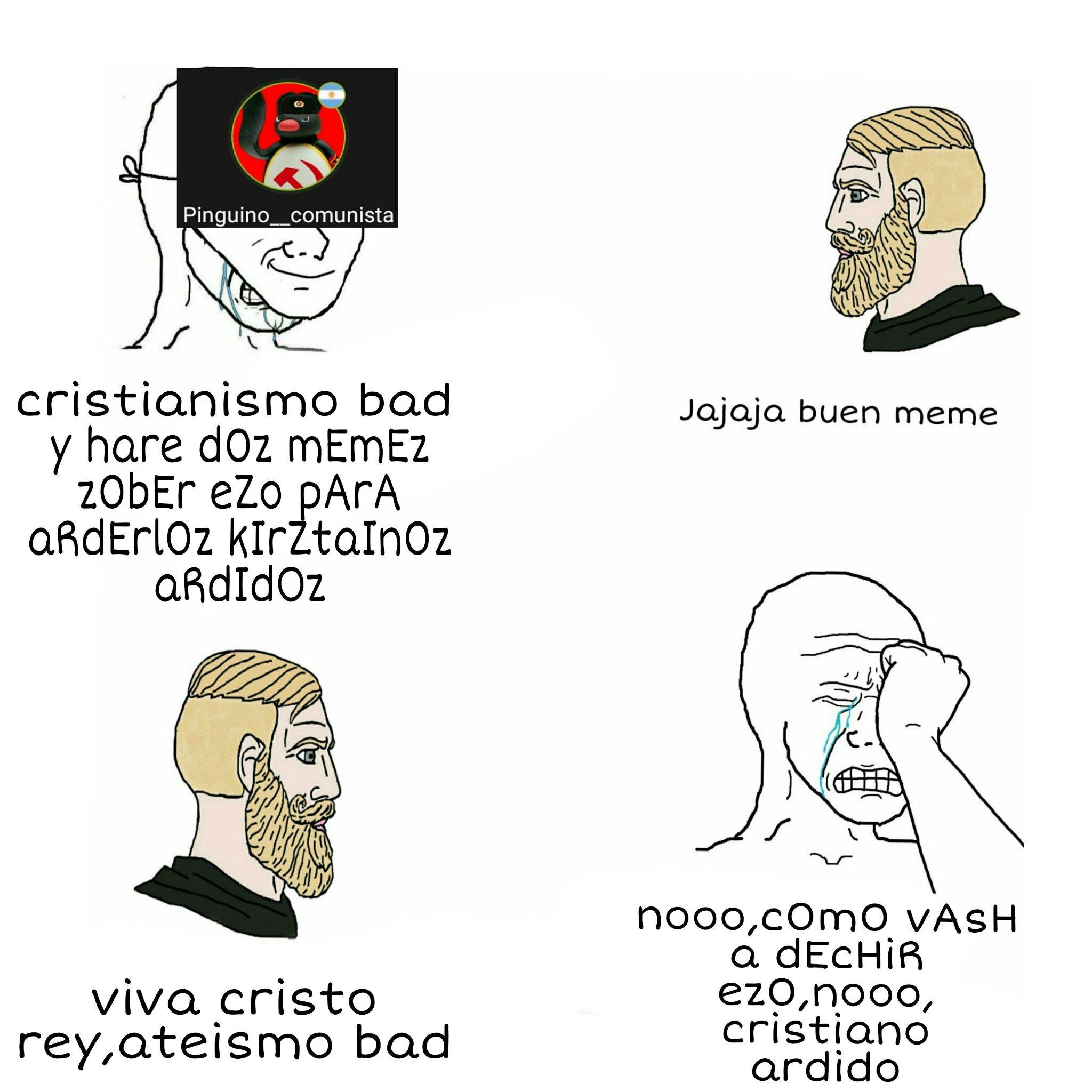 viva cristo rey :son:7 - meme