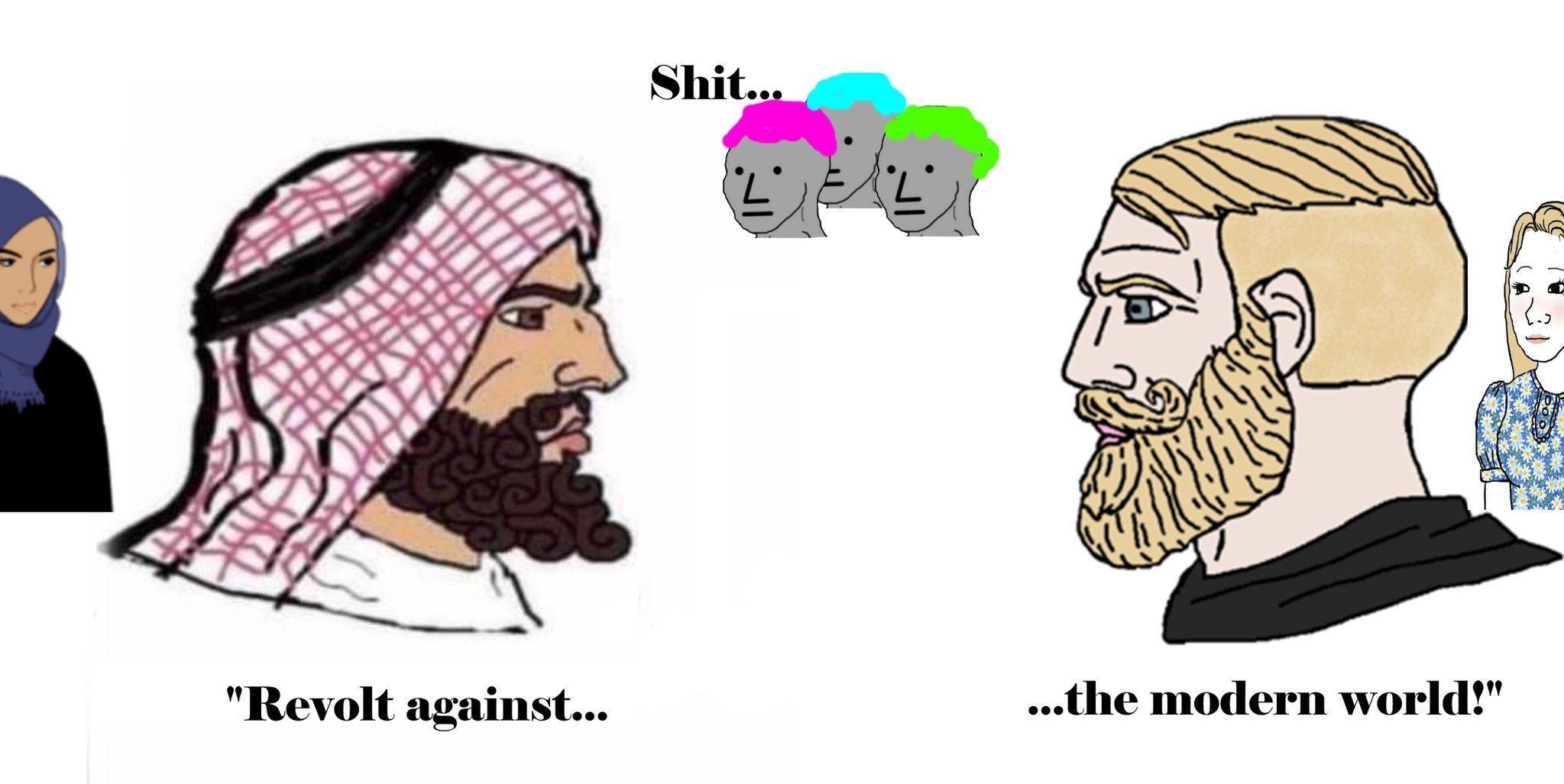 A new alliance !? - meme