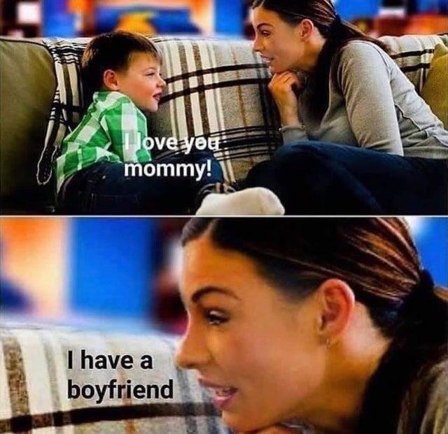 Little perv - meme
