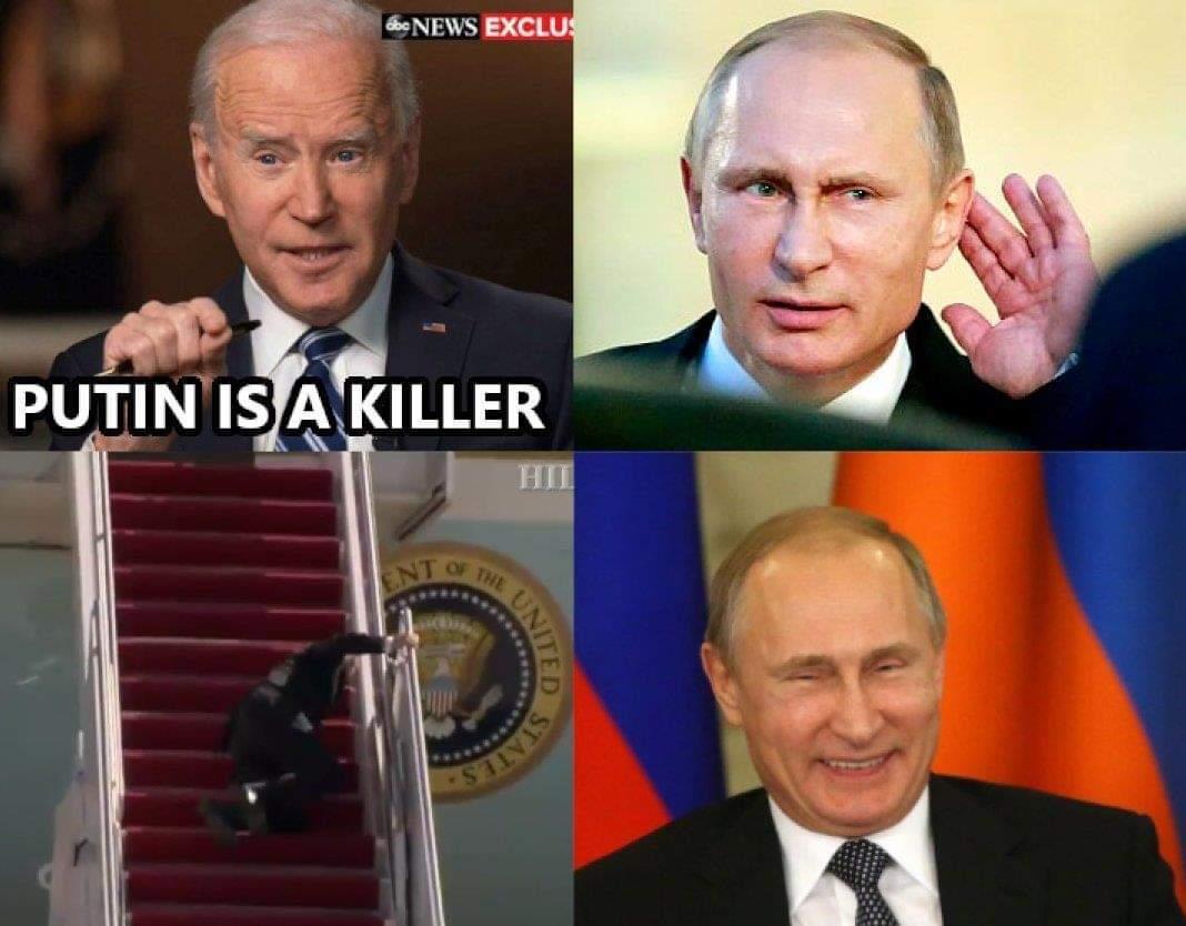 You Don't Mess with Putin - meme