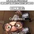 Ahhh... Les boomers
