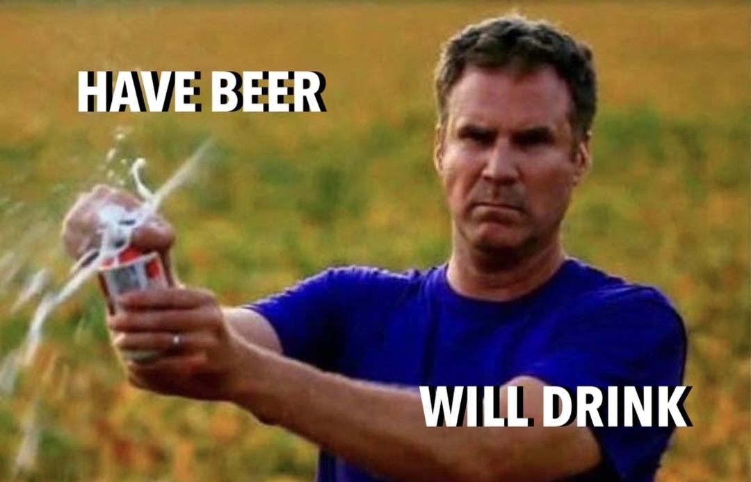 Mmmmmmmm, beer… - meme